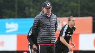 Sergen Yalçın kararını verdi! Beşiktaş'ın kalesi ona emanet
