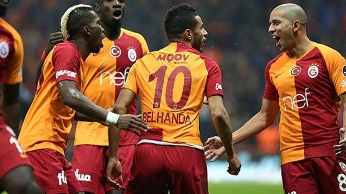 Galatasaray'ın 20 milyon euroluk planı