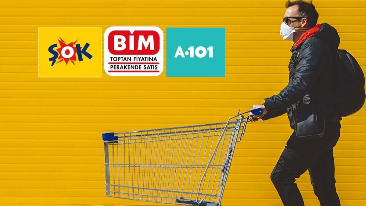 A101, BİM ve ŞOK aktüele bu hafta neler geliyor? A101, BİM, ŞOK aktüel ürünler katalogları
