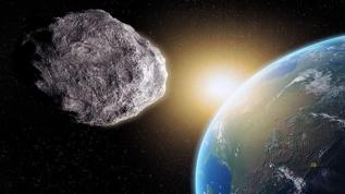NASA tarih verip uyardı: Tehlikeli bir şekilde dünyaya yaklaşıyor