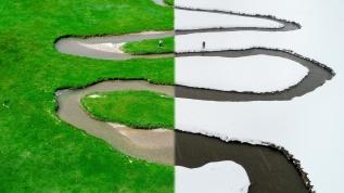 Van'da her mevsim ayrı görsel şölen