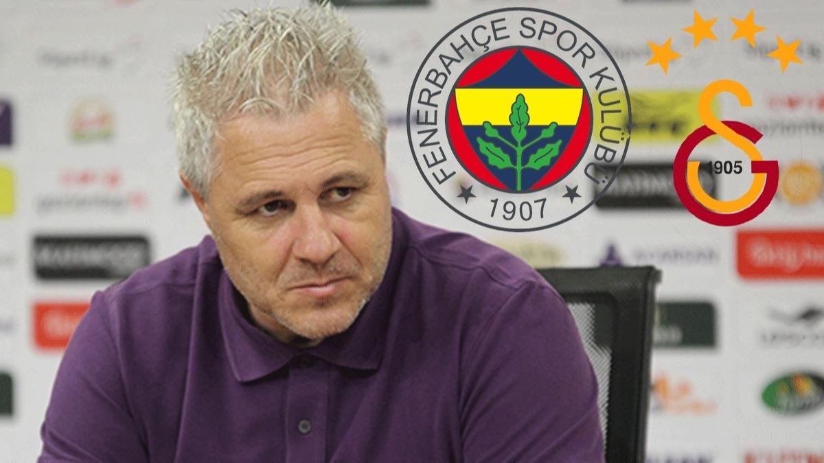 Sumudica Fenerbahçe ve Galatasaray'a müjdeyi verdi! 'Hagi'den eğitim aldı, başarılı olur'