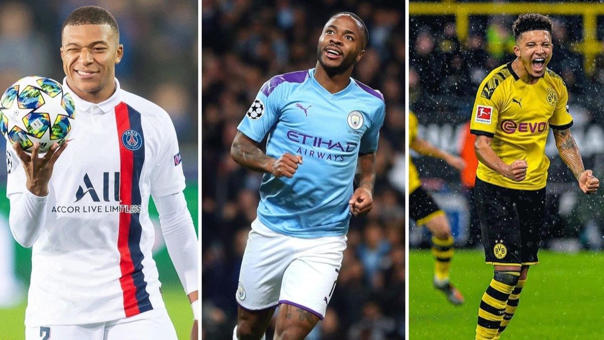 Dünyanın en değerli futbolcuları açıklandı! Ronaldo ve Messi'nin olmaması dikkat çekti