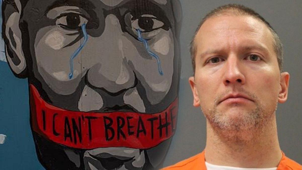 George Floyd davasında SON DAKİKA! Floyd'u öldüren polis mahkemede 15 dakika boyunca sustu