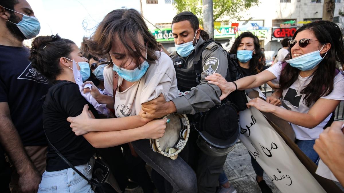 İşgalci İsrail, engelli genci şehit etmişti! Protestolar sürüyor