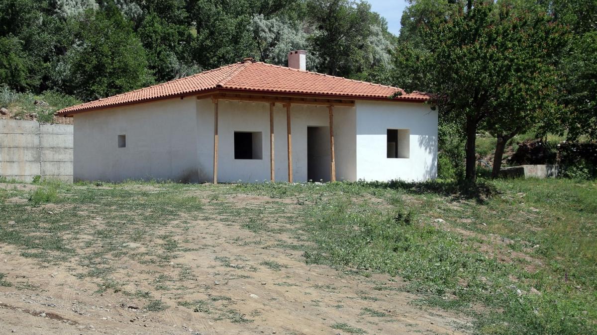 Sivas'ta Muhsin Yazıcıoğlu Müzesi açılışa hazırlanıyor