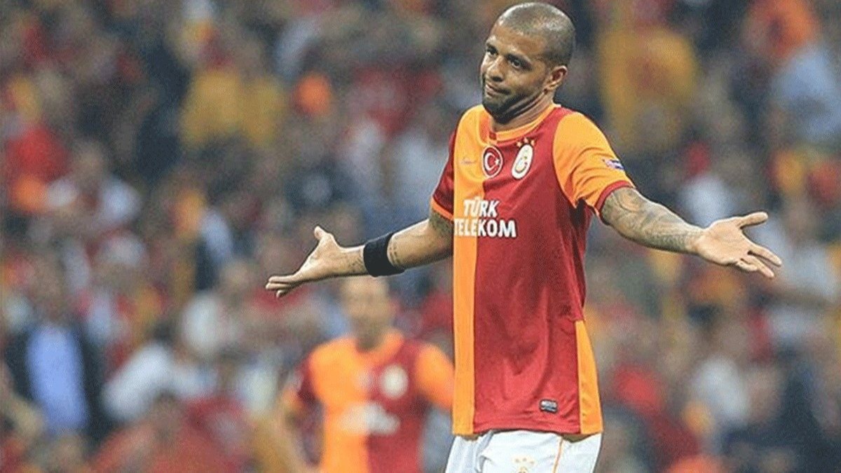 Tartışma çıkaracak açıklamalar! Felipe Melo: 'Türkiye'deki en iyi Brezilyalı oldum, 80 milyon euro ederdim'