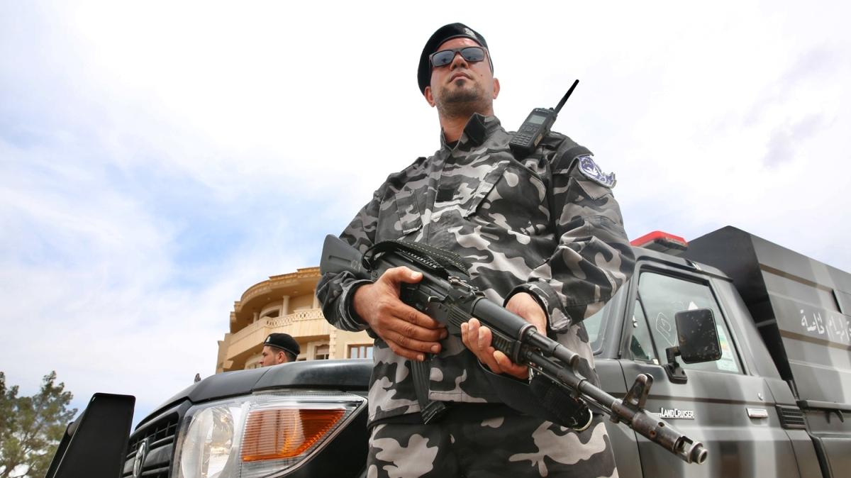 Hafter milislerinden kurtarılan Terhune'de güvenlik tedbirleri artırılıyor