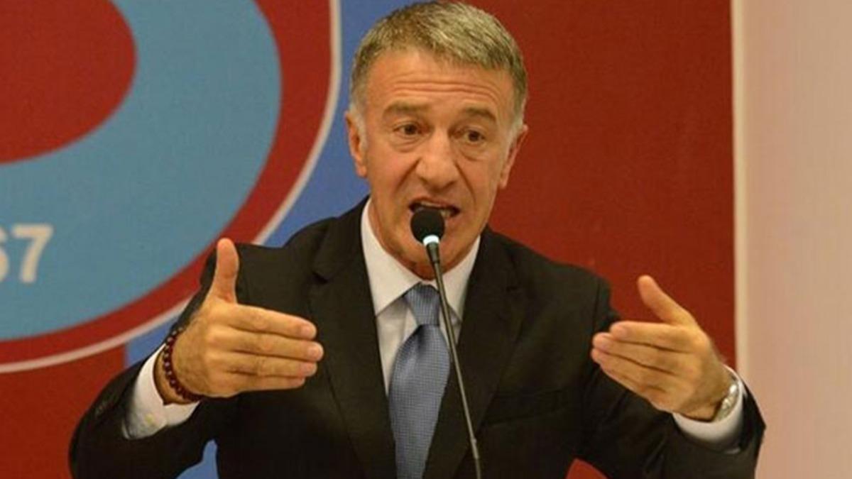 Ahmet Ağaoğlu'ndan çok sert açıklamalar! 'Liderin maçı 1. kanaldan verilir'