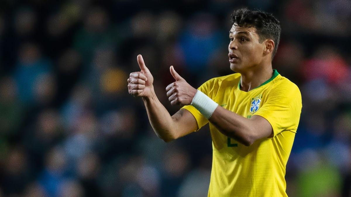 Thiago Silva'dan Fenerbahçe taraftarlarını heyecanlandıracak sözler! 'Avrupa'da hayallerim...'