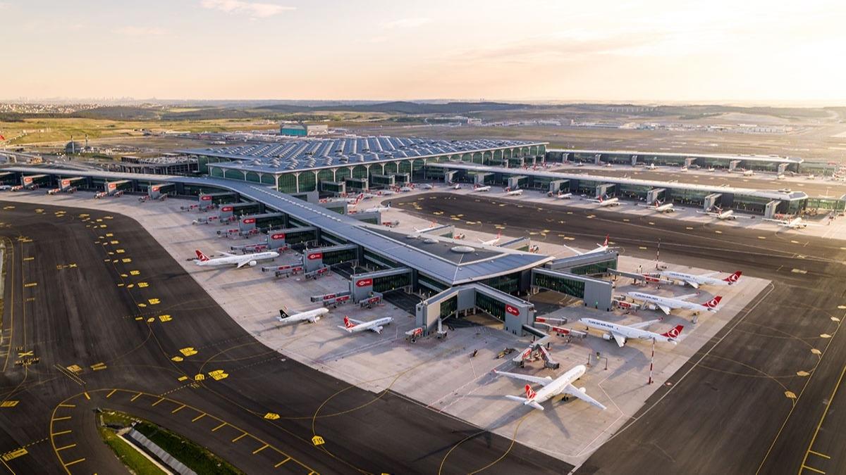 SON DAKİKA... İstanbul Havalimanı'nda tarihi gün! İşte İstanbul Havalimanı'nın son hali ve 3. pistin görüntüleri