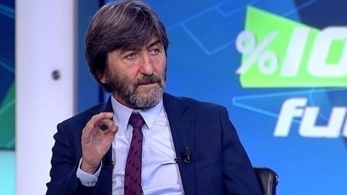 Rıdvan Dilmen'den Beşiktaş'ın yıldızına eleştiri! 'Futbolla alakası yok'