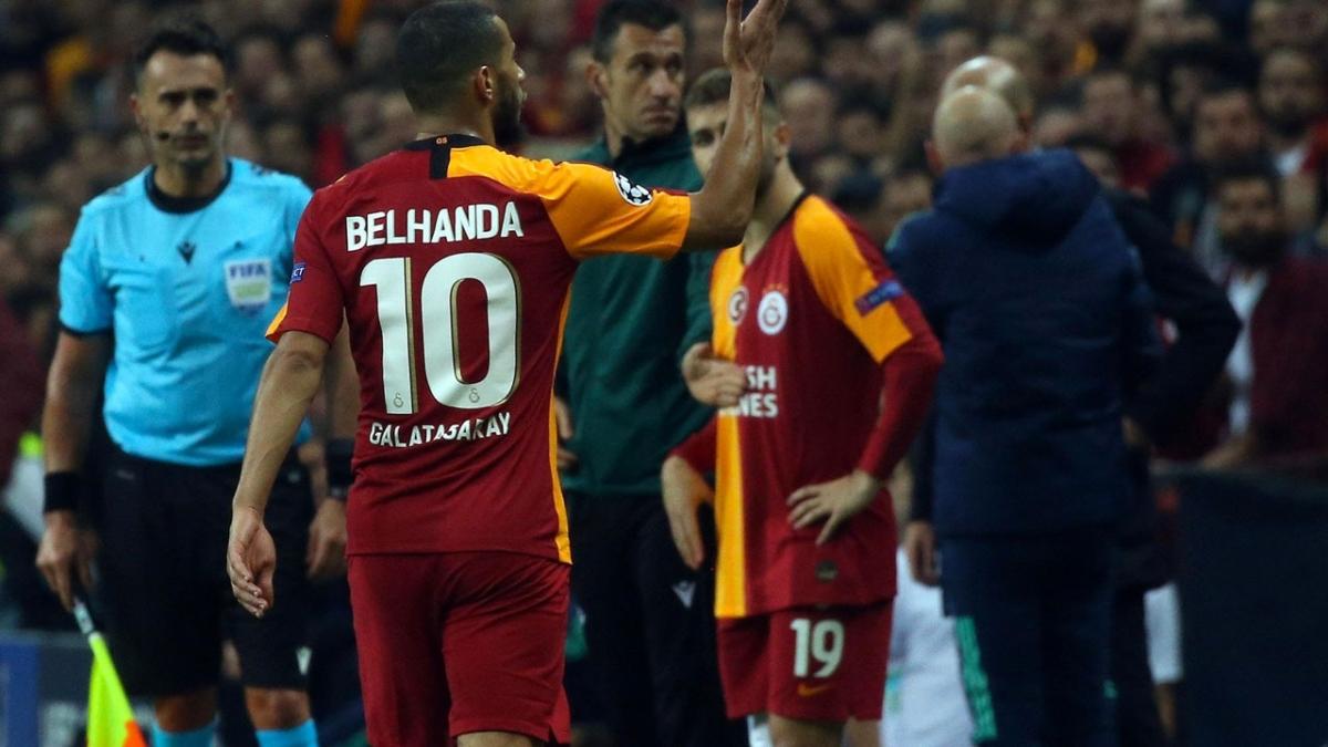 Fenerbahçe, Galatasaray'ı Belhanda'dan kurtaracak