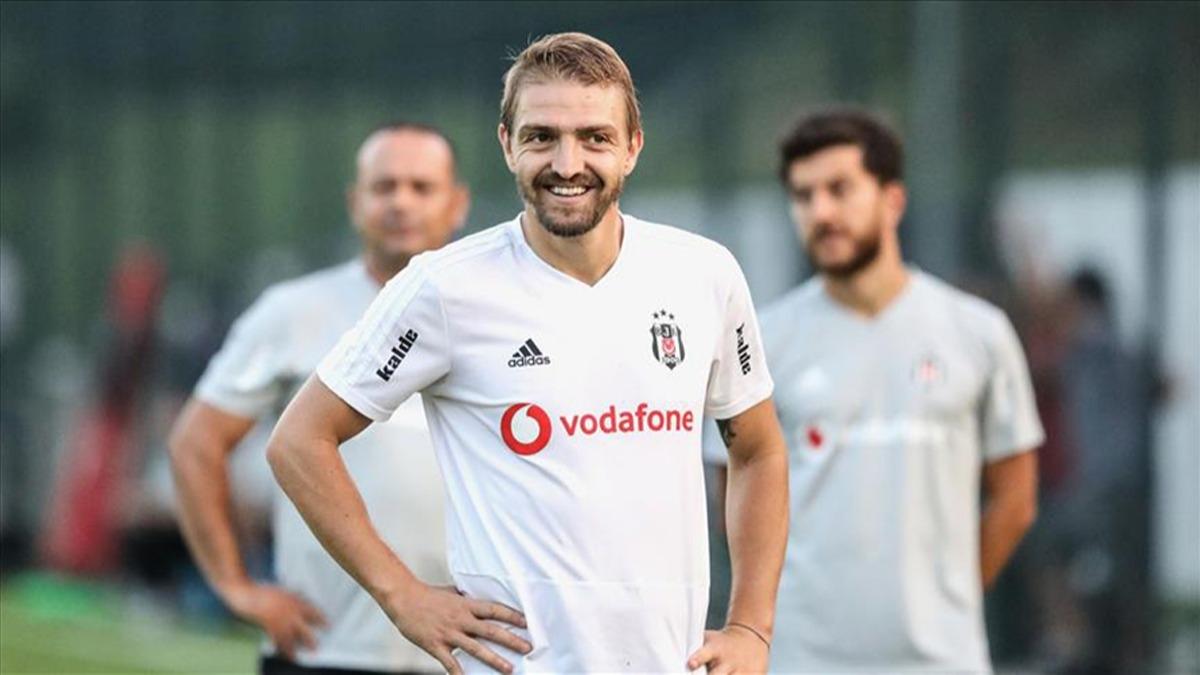 Caner Erkin'den Beşiktaş'a veda! Yerine gelecek isim belli oldu