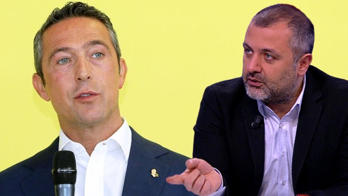'Ali Koç'un kredisi sonsuz değil' Mehmet Demirkol: 'Baştan aşağı sorun var!'