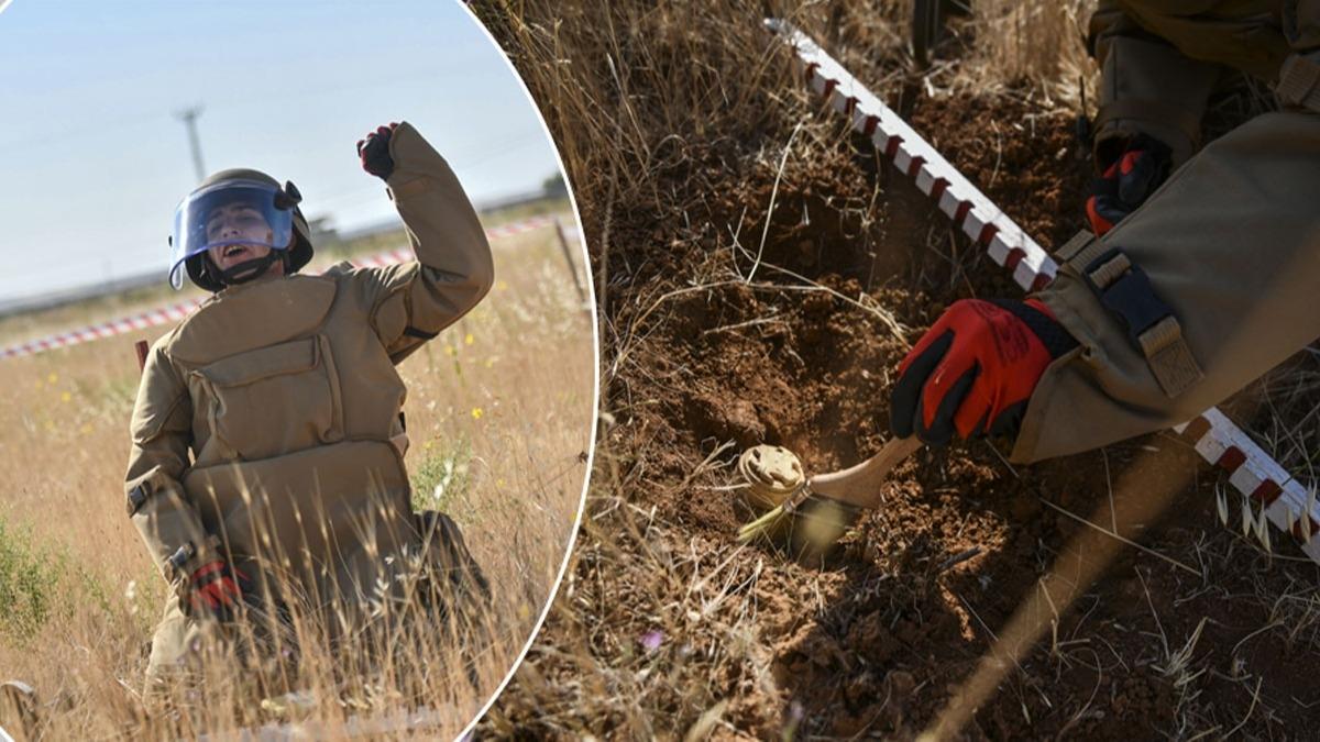 'Girilmez' denilen arazilerde cansiparane görev! Cerrah hassasiyetiyle çalışıyorlar
