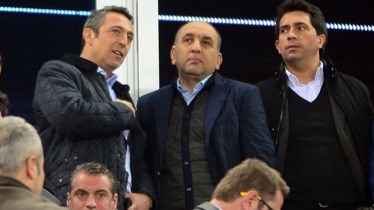 Fenerbahçe'nin yeni hocasını açıkladılar