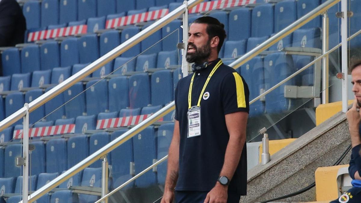 Kasımpaşa - Fenerbahçe maçında Volkan Demirel'den olay hamle