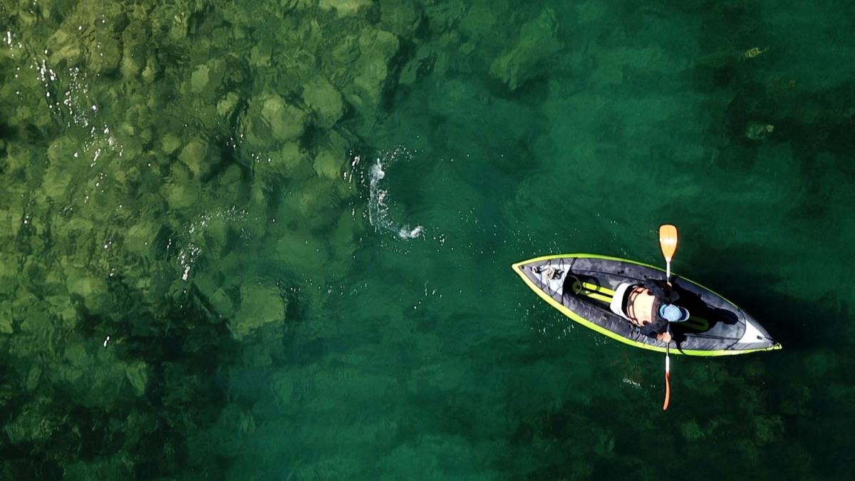 'Yeryüzü cenneti' Nemrut Krater Gölü'nde normalleşme bereketi