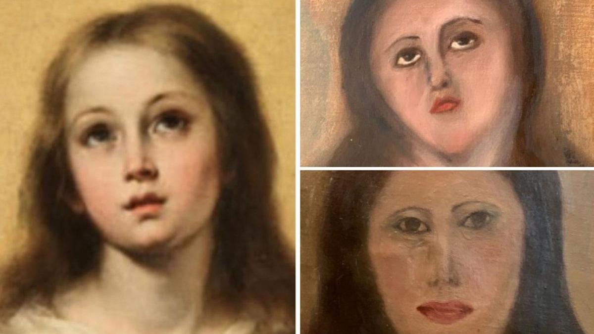 Restorasyon faciası! 400 yıllık eser tanınmaz hale geldi