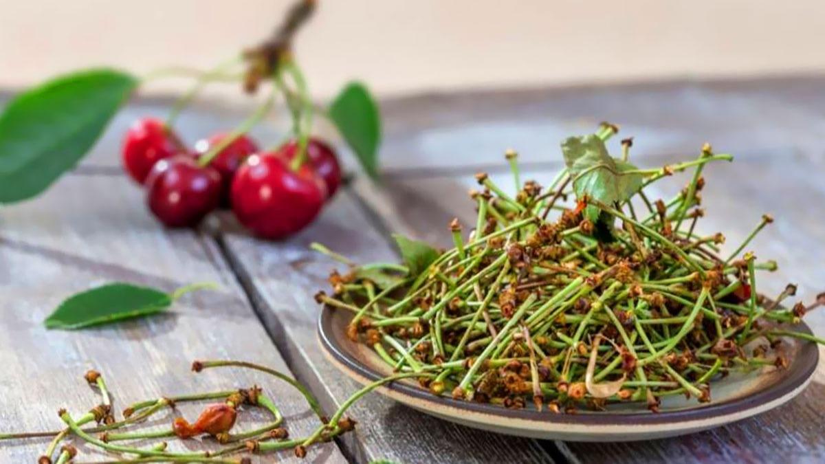 Kiraz sapının faydaları nelerdir? Kiraz sapı çayının mucizevi faydası