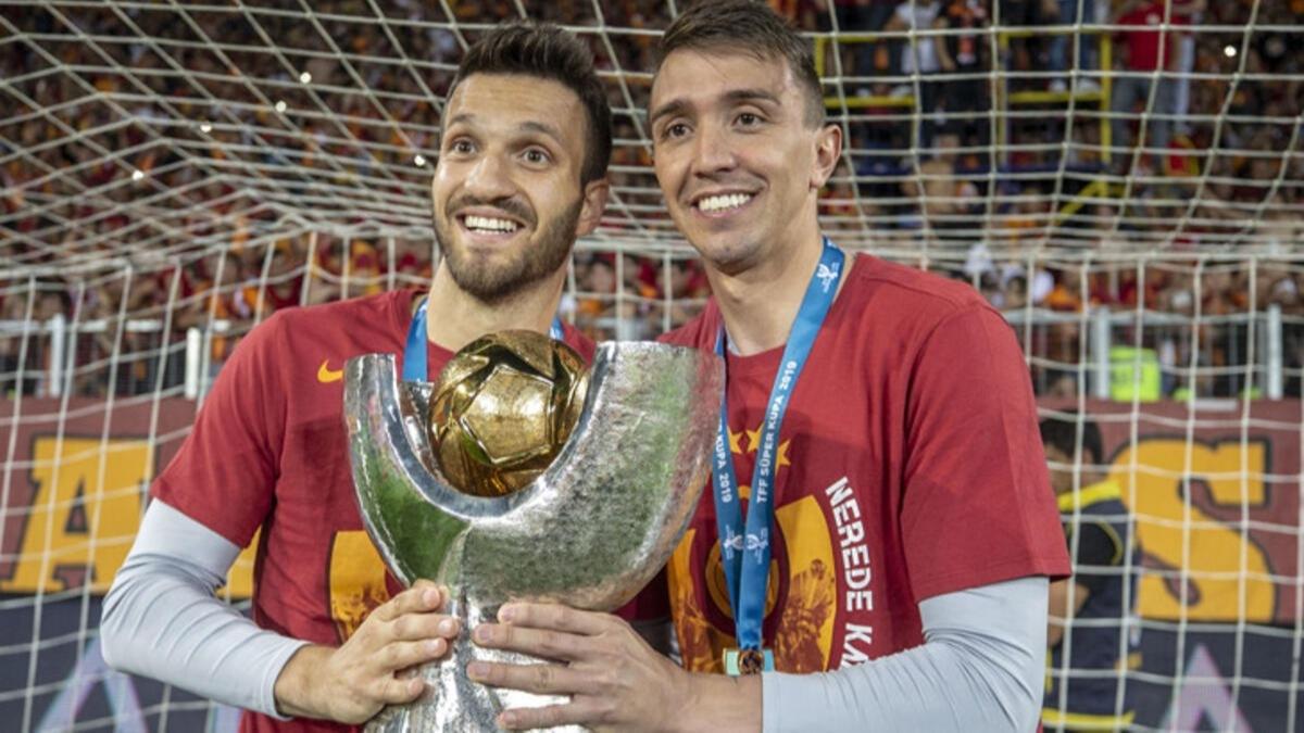 Galatasaray'da Muslera'nın yerine 3 yabancı aday
