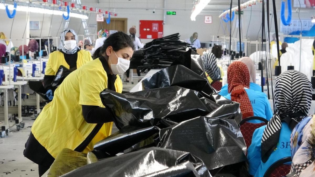 Erzurum'da üretip, Avrupa'ya satıyorlar
