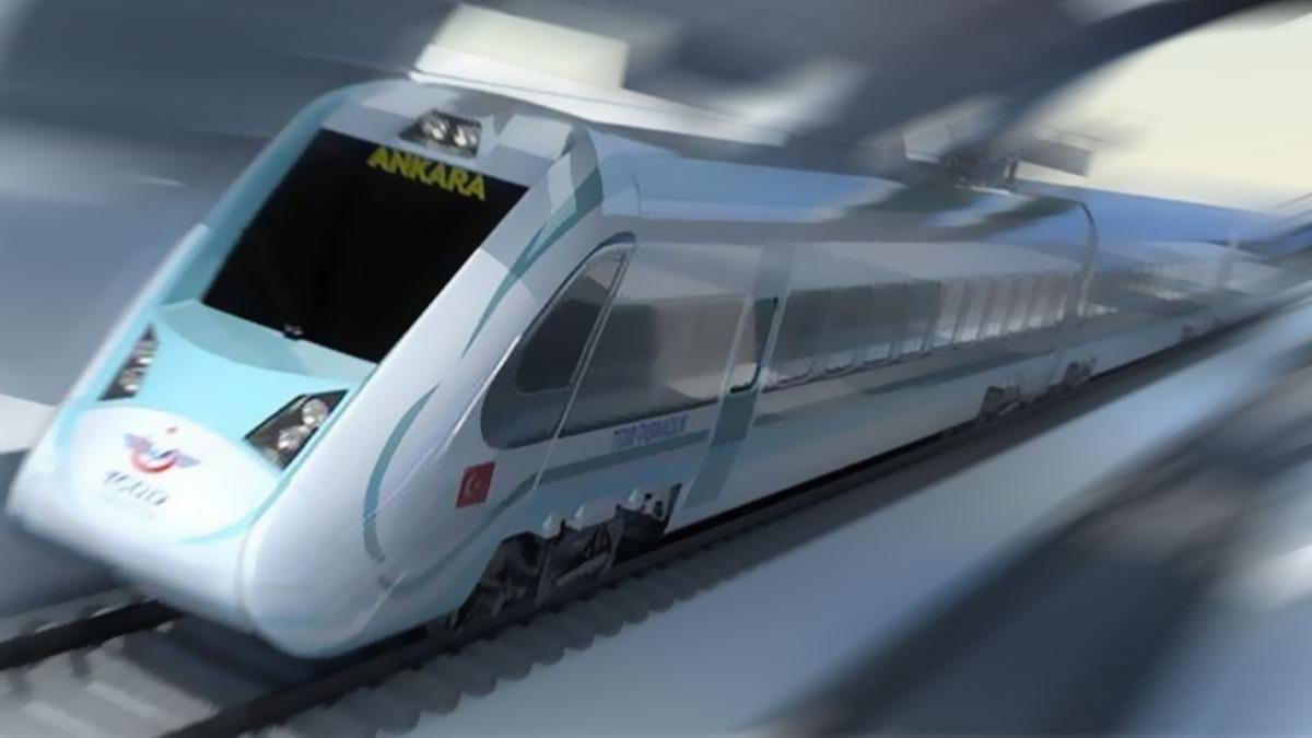 Türkiye'nin ilk milli ve yerli elektrikli treni raylara indi!