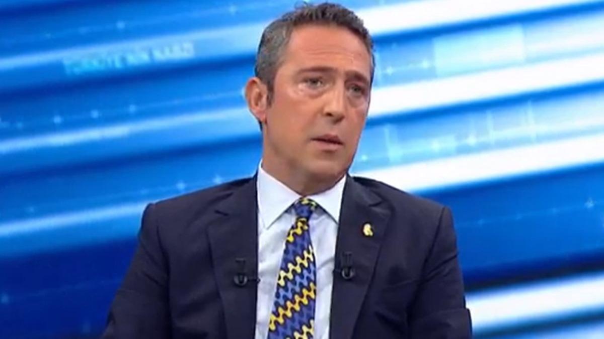 Ali Koç'tan yeni hoca açıklaması! Fenerbahçe transferleri hakkında noktayı koydu