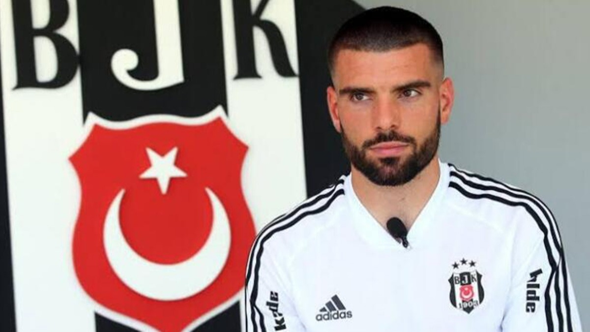 Ayrılık sonrası Rebocho'dan Beşiktaş'a çok sert sözler! 'Başımı belaya sokmak istemedim...'