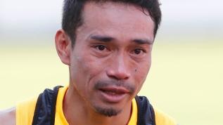 Nagatomo hüngür hüngür ağlayarak Galatasaray'a veda etti