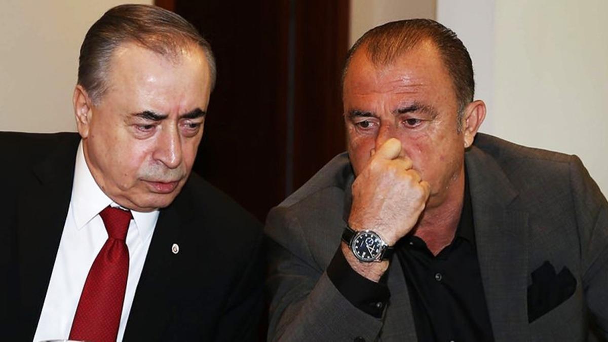 Galatasaray'da 5 ayrılık