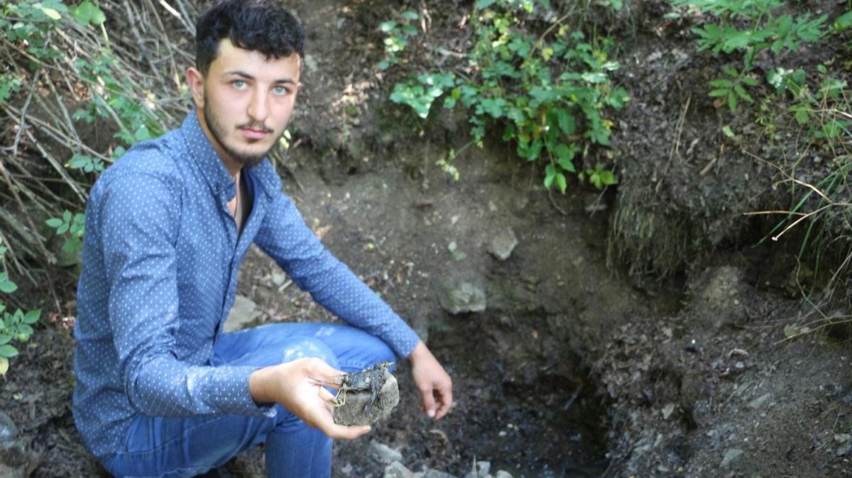 Tokat'ta esrarengiz olay: 'Bu suya gelen kuşlar ölüyor'