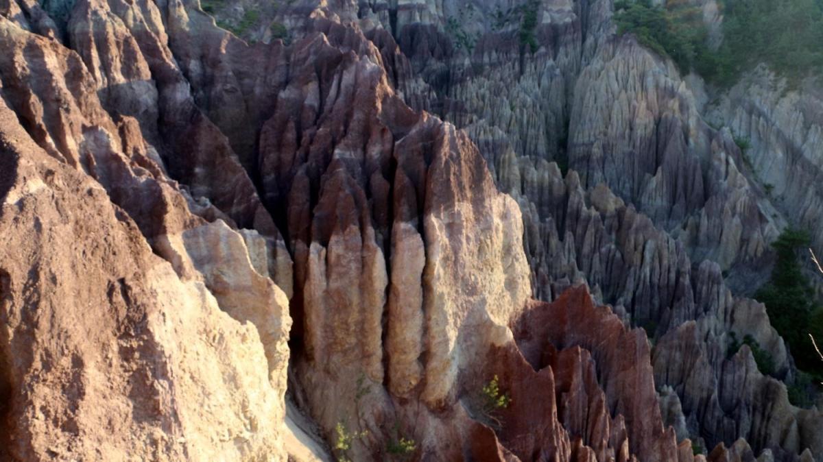 Kapadokya'yı andırıyor! Keşfedilmeyi bekliyor