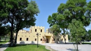 2,5 milyon liraya inşa edildi! Hitit köyü turistleri ağırlamaya hazır