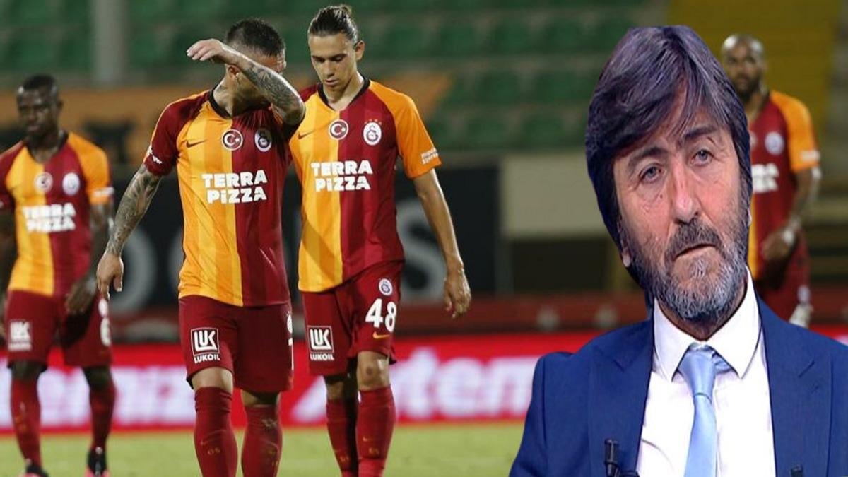 'Şampiyon %80 belli!' Rıdvan Dilmen: 'Galatasaray fişi çekmiş'
