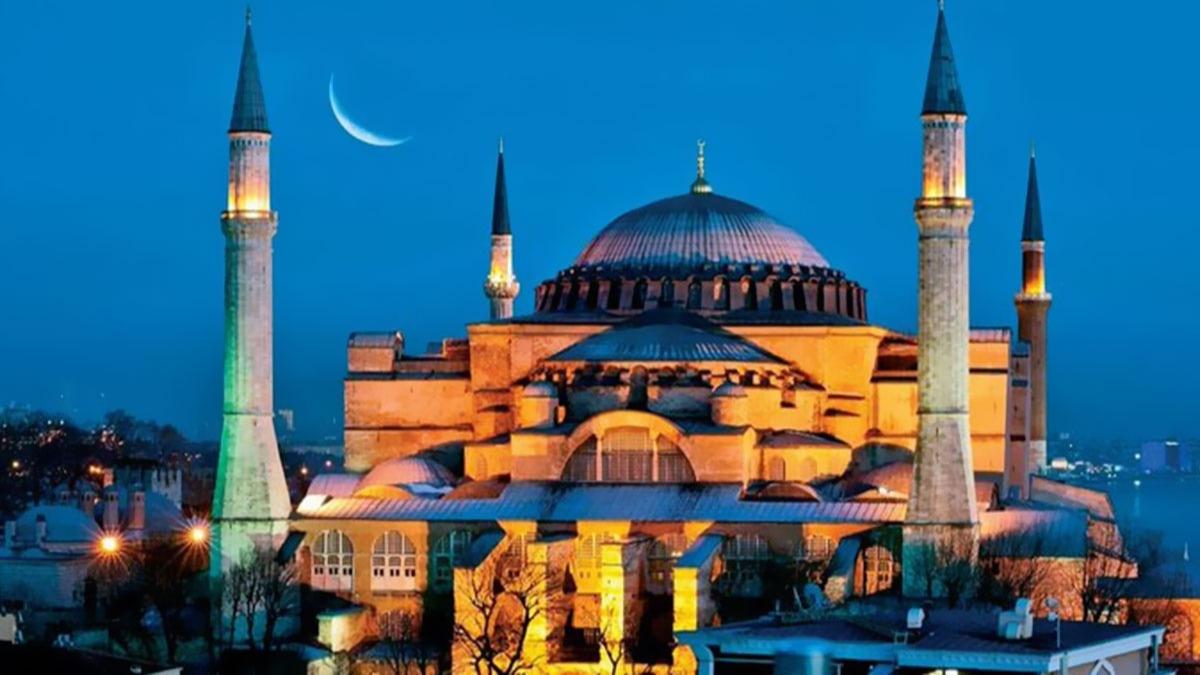 Ayasofya camii resimleri: Birbirinden güzel Ayasofya fotoğrafları!