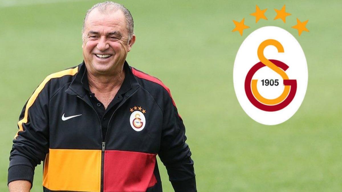 Galatasaray tarihinde bir ilk! Fatih Terim imzasını attı