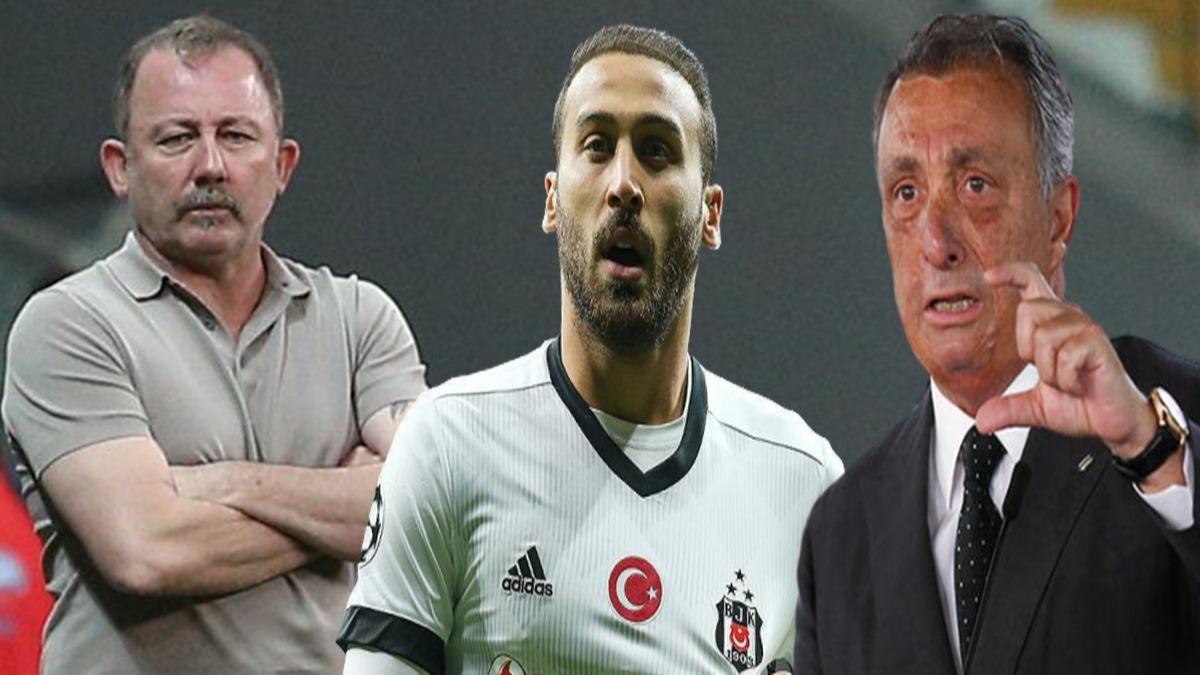Sergen Yalçın istedi Başkan söz verdi! Beşiktaş, Cenk Tosun transferini çözüyor