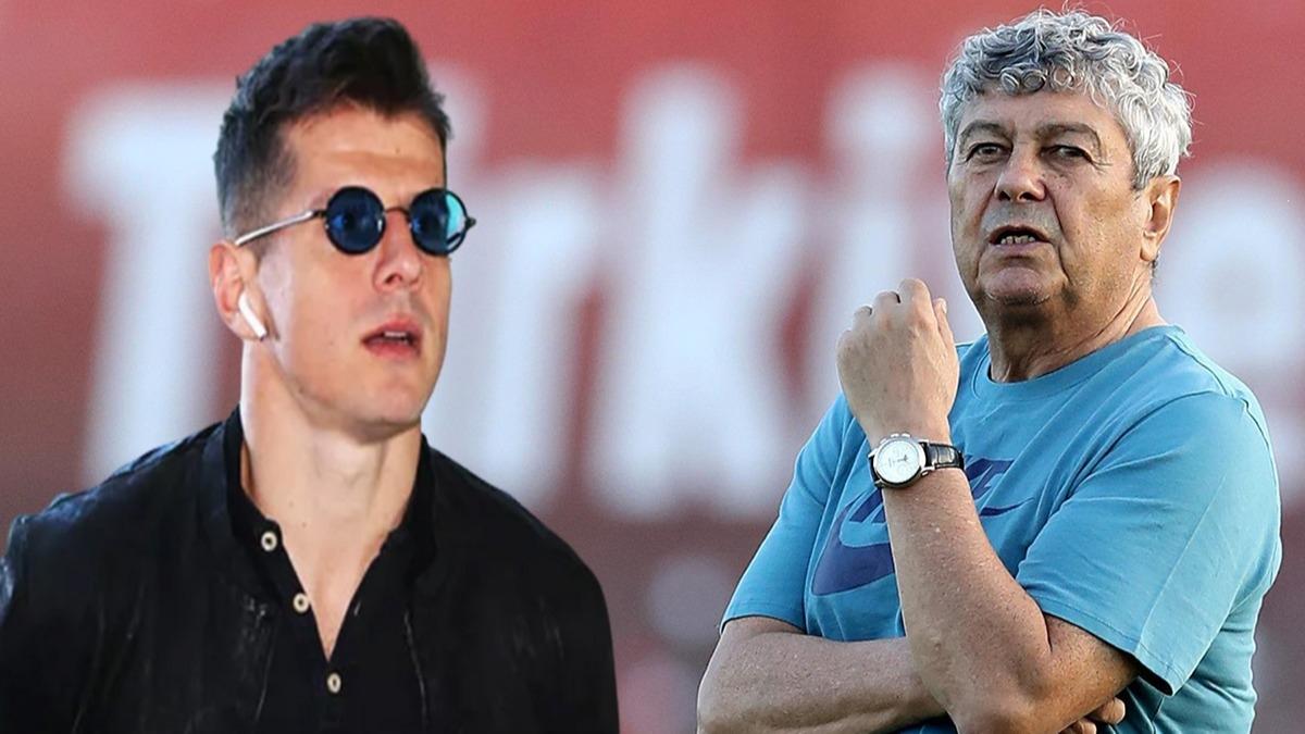 Lucescu ile Emre Belözoğlu arasında sürpriz transfer ilişkisi! 'Başkana Emre'yi önerdim'