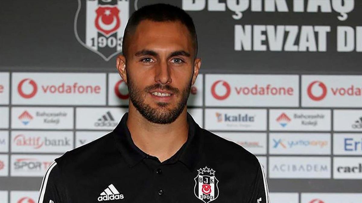 Beşiktaş'tan ayrılan Victor Ruiz Galatasaray'la görüştü