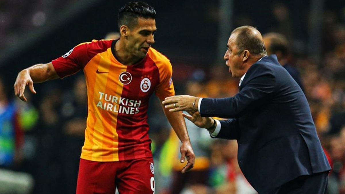Galatasaray'da Falcao depremi!