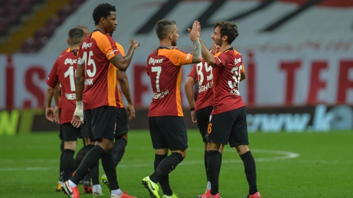 Galatasaray'ın yeni kaptanı belli oldu