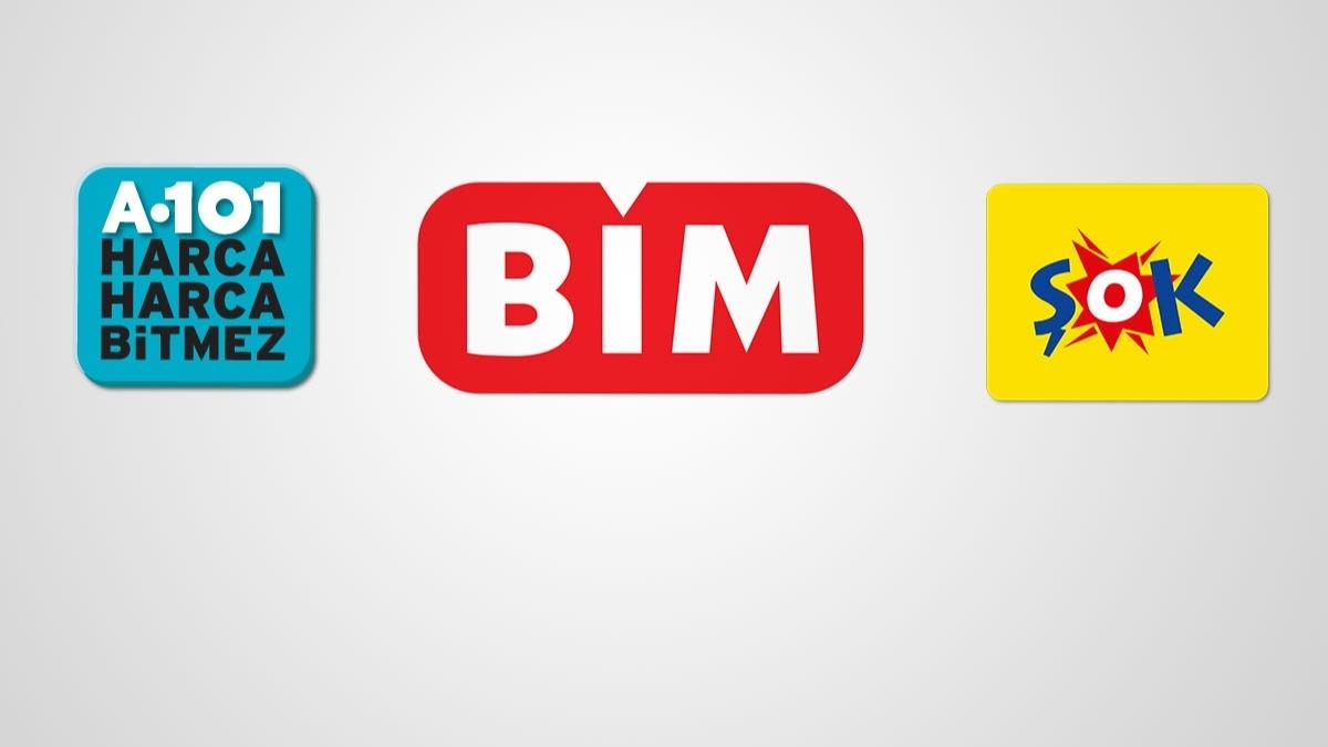 ŞOK, BİM ve A101'e bu hafta neler geliyor? ŞOK, A101, BİM aktüel ürünler katalogları