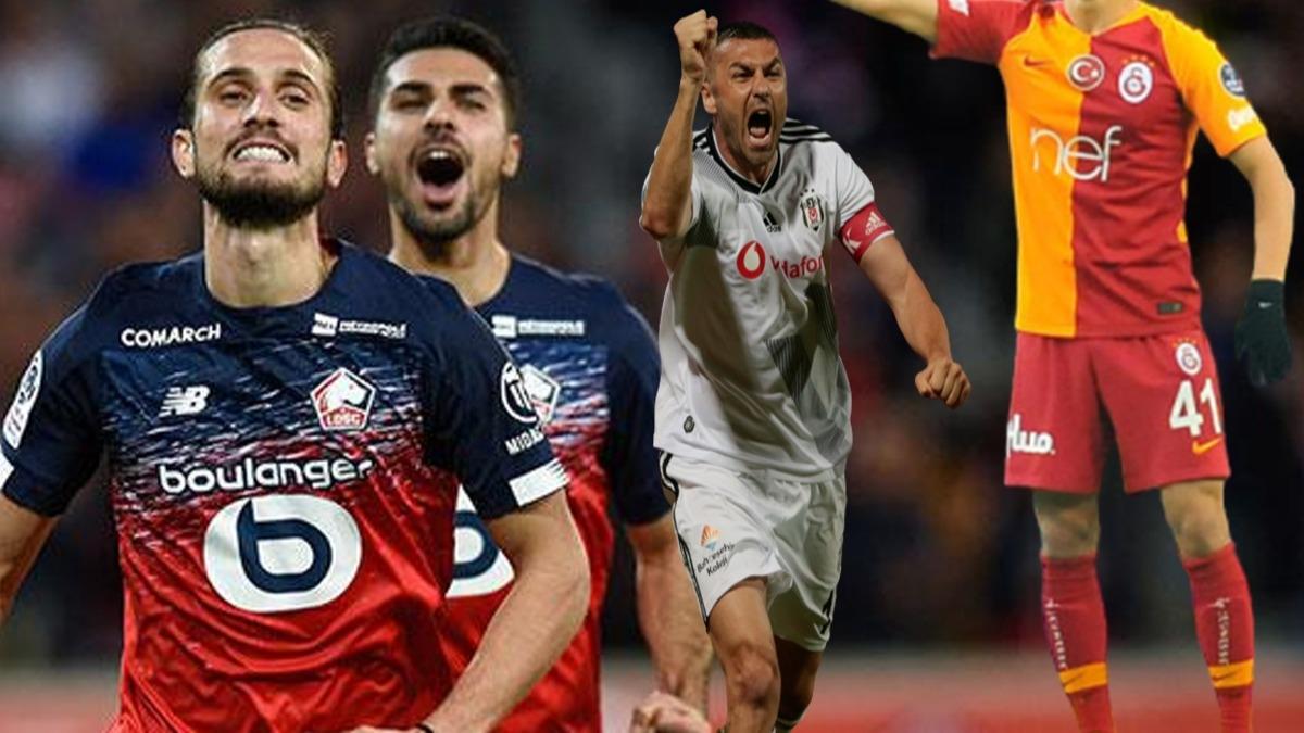 Fransa Lig'inde Türk rüzgarı esiyor! Burak Yılmaz'dan sonra genç oyuncu da imzalıyor