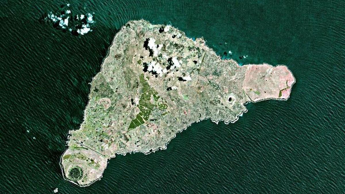 Dünyanın karaya en uzak noktası… 1722 yılında keşfedildi, gizemini hala koruyor