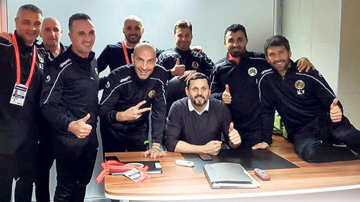 Samandıra'ya da o ruhu taşımak için Erol Bulut Fenerbahçe'ye şart koştu