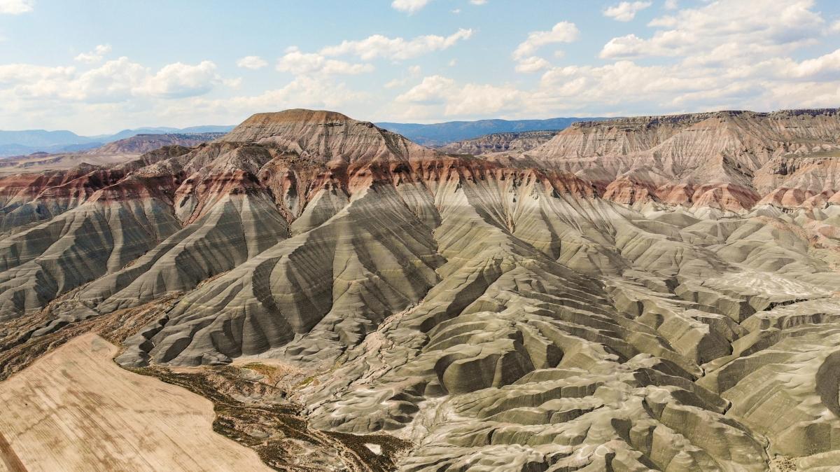 10 milyon yıl önce oluştu, üstelik Türkiye'de! Güzelliğiyle hayran bırakıyor
