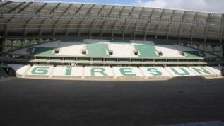 Giresun Çotanak Spor Kompleksi tamamlanıyor! İşte son hali
