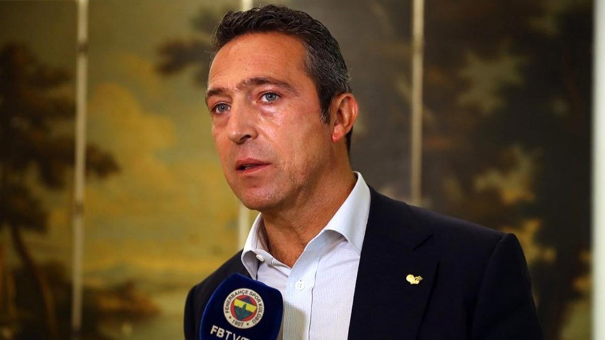 Ali Koç'tan Galatasaray'a flaş gönderme! Mert Hakan transferinin perde arkasını anlattı! 'Duruşu takdire şayan'